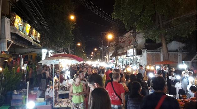 Street Market Chiang Mai